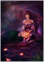 .. Cora .. by Lady-Blueberry