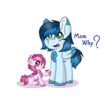 Mom Why by Doucella