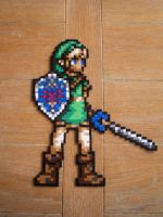 Big Link Custom Bead Sprite by SerenaAzureth