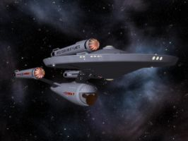TOS Dreadnought by davemetlesits