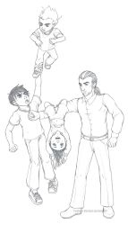 DP: Happy Family - Not by Twilight-Deviant