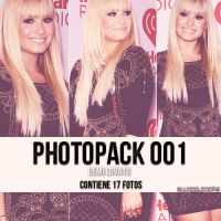 Photopack 001- Demi Lovato by SwaggyPacks