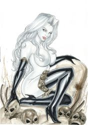 Ladydeath by Lewiscomicarts