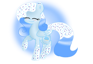[COMMISSION] Sprinkle Splash by CandyAICDraw