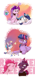 Random Pony Drawings by saturdaymorningproj