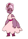 Distress Colored ref by SmasherlovesBunny500