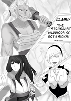 03-5-1 Clash! The strongest of both sides! by kentusrpg