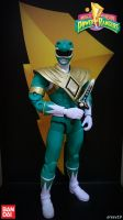 Green Ranger (Legacy) by areev19