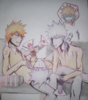 Shiro Triplets ::finished:: :3 by bleach-aholicX3