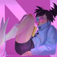 Noodle by cennie
