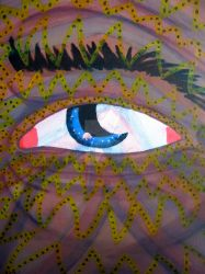 Eye by psychedelics