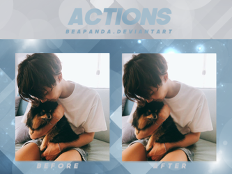 ACTION 001 | TOPAZ CLEAN (THE ONE I ALWAYS USE) by BEAPANDA