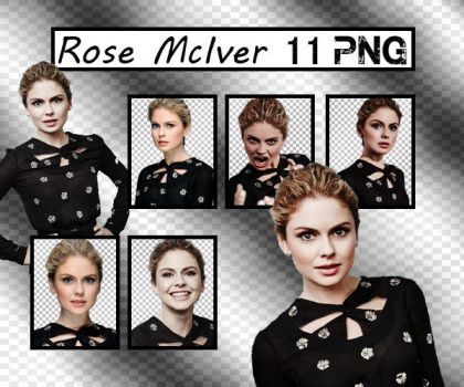 Rose McIver PNG Pack by sarii016