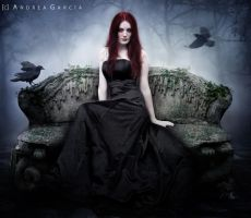 Sitting in the Darkess by AndyGarcia666