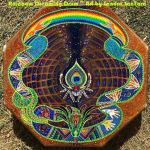 Rainbow Dreaming Drum by ssantara