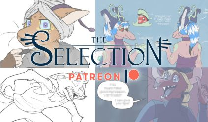 The Selection Patreon SEPTEMBER '18 by AlfaFilly