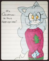 Christmas with Wintermint! by Chiki-Yuu