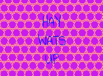 HAY WHATS UP by ZombieDogXwX