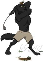 Certainly not Tiger Woods by Uzuri
