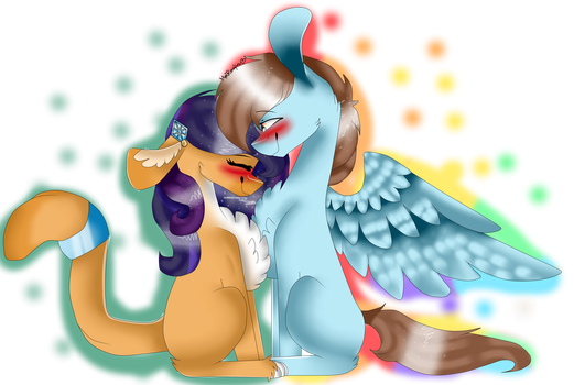 [AT] I Love You so much! by MeiRedfox