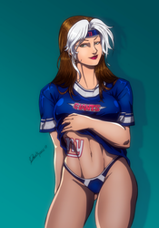 NY Giants Rogue by Dualmask