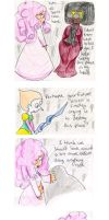 The gems find Amethyst by TaintedTruffle