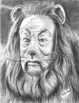 The Cowardly Lion by marmicminipark