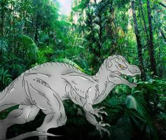 Age Of The Dinosaurs: On The Prowl by Cyprus-1