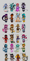 24 Adopts - Set Price - 200 Points each 3/24 CLOSE by Suiish