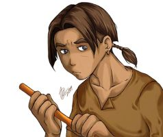 Treasure Planet : Jim Hawkins by Do0dlebugdebz