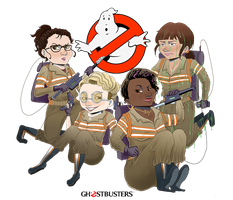 Ghostbusters by FattyAly