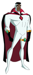 Bloodwynd - DCAU Style by JTSEntertainment