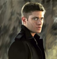 Dean Winchester by Blueraven90