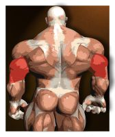 Muscle Man by Markhal