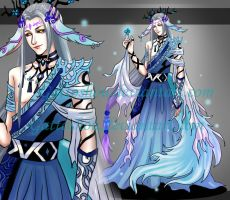 MALE ADOPT 79 [ Auction ] [ CLOSED ] by gattoshou
