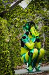 Ame Comi Jade Cosplay- Bear in the Woods. by JFamily