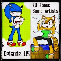 All About Sonic Artists S2EP6 by HuskyLeafStudios