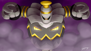 Dusknoir by Zaprong
