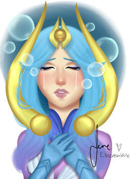 Elementalist Lux water by xEtherealrose