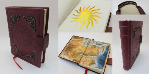 Dragon Age Codex Notebook, Diary, Journal by Vanyanie