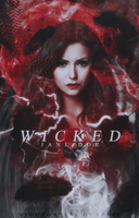 Wicked [Wattpad Cover #11] by night-gate