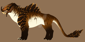[Adopt] Sand Beast: CLOSED by Reality-Rebel
