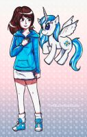 Alicorn Crystal by Lutih
