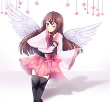 AT: .:Wings:. by Shiiyou