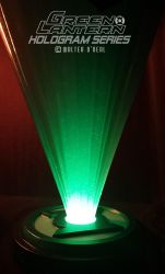Green Lantern Hologram Series - Base light by No-Sign-of-Sanity