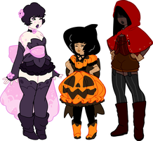 Witch Adopts [CLOSED] by Death2Eden