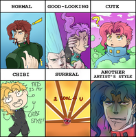 JJBA meme by Hail-2-U