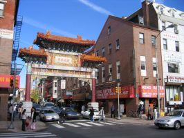 Chinatown:  Philly, PA by dromens