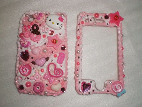 Decoden iPhone by jogreeneyes