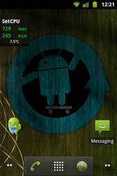 Unofficial CyanogenMod7 Home by TechieV2